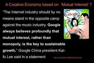 Creative economy mutual gerd leonhard