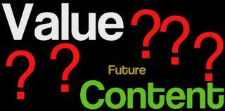 Future value of content gerd