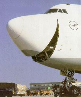 Laughing plane