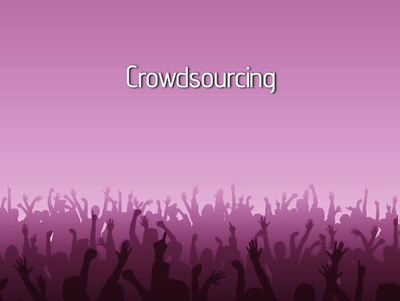 crowdsourcing 2