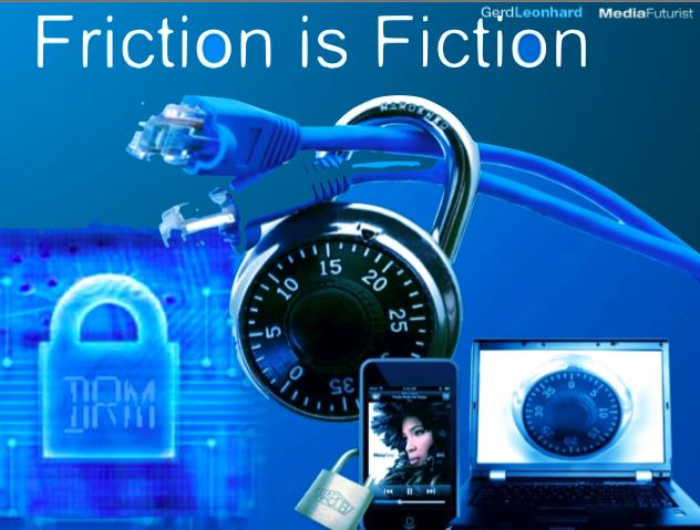 Friction is fiction gerd leonhard futurist