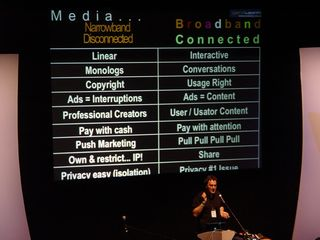 Gerd Leonhard speaks Flickr somaya