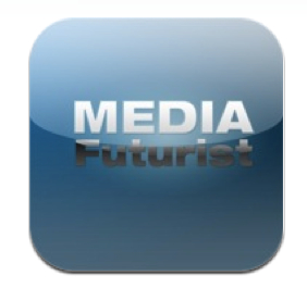 Media Futurist iphone app icon