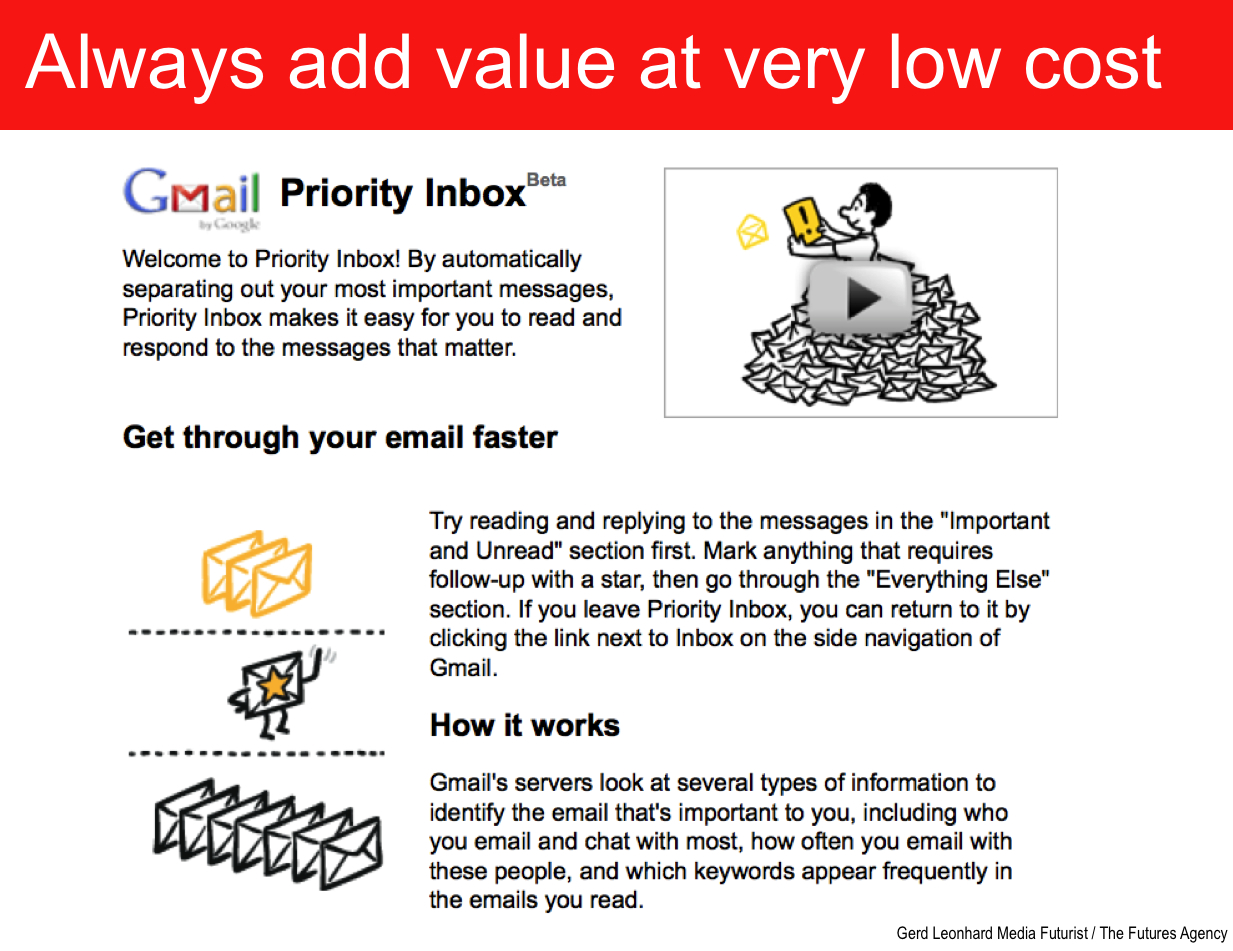 Gleonhard always add value gmail google