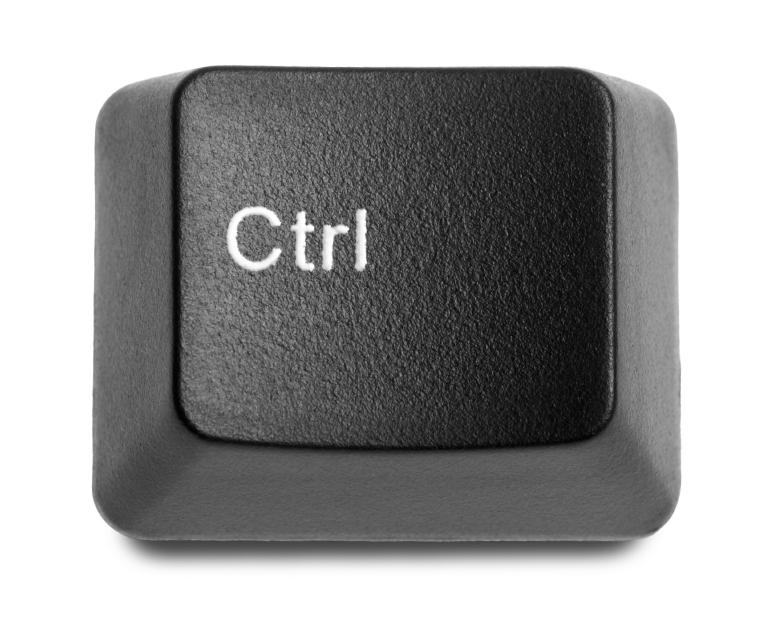 Control key IS