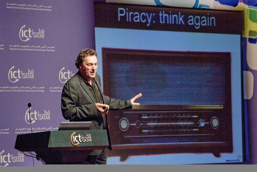 Gerd leonhard qatar piracy think again