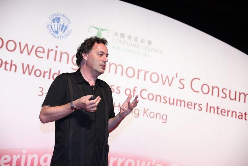 Gerd empowering consumers speaking