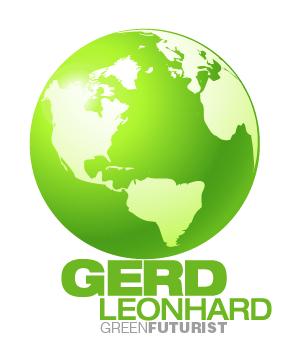 Greenf gerd single logo w earth