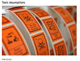 Toxic assumptions perkin