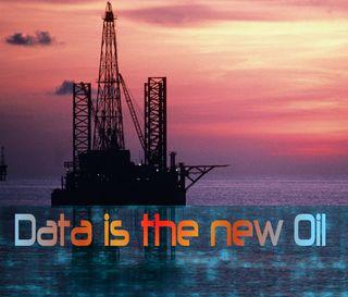 Data is new oil gerd