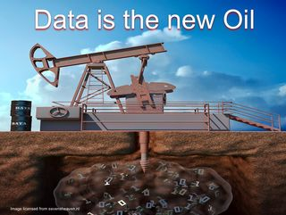 Data is the new oil gerd leonhard sevensheaven