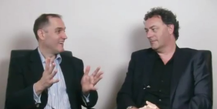 Gerd and Ross Futurists Video