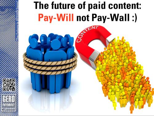 Paywall paywill gerd leonhard futurist speaker