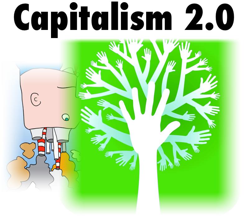 Gerd leonhard futurist capitalism 20